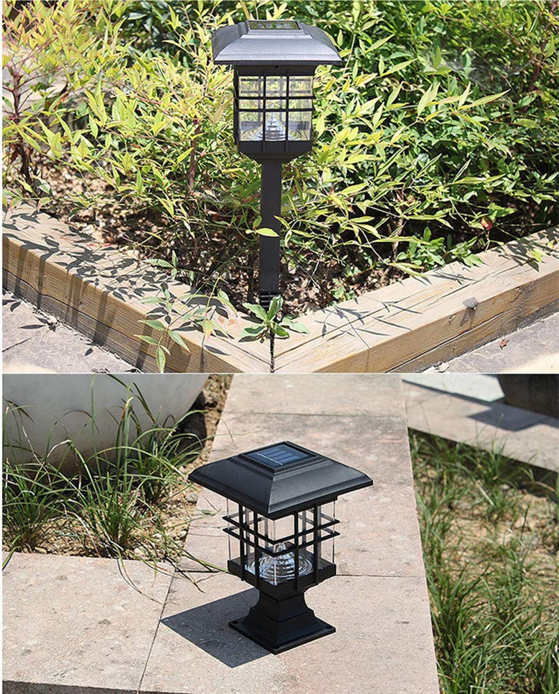 Amazon.com: Solar Outdoor Flame Dancing Light Lamparas ...