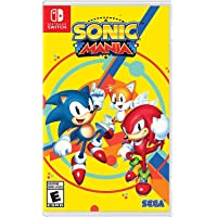 Sonic Mania - Standard Edition - Nintendo Switch