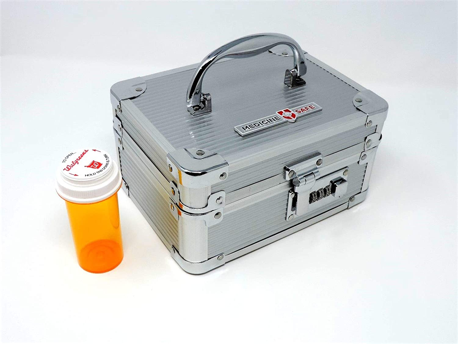 Small Medication Carrying Case