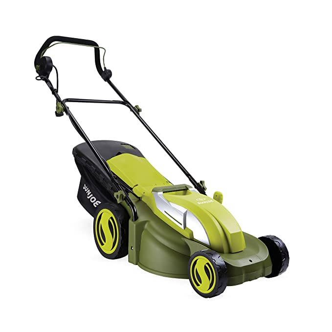 Sun Joe MJ403E Electric Corded Lawn Mower - Best for Safety