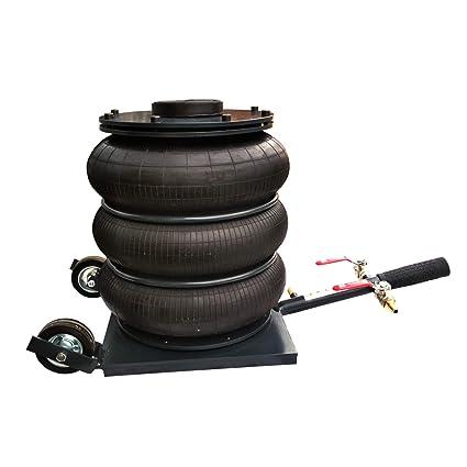 Stix Gato hidráulico neumático 4,5 T, Mango Corto 3 Cojines ...