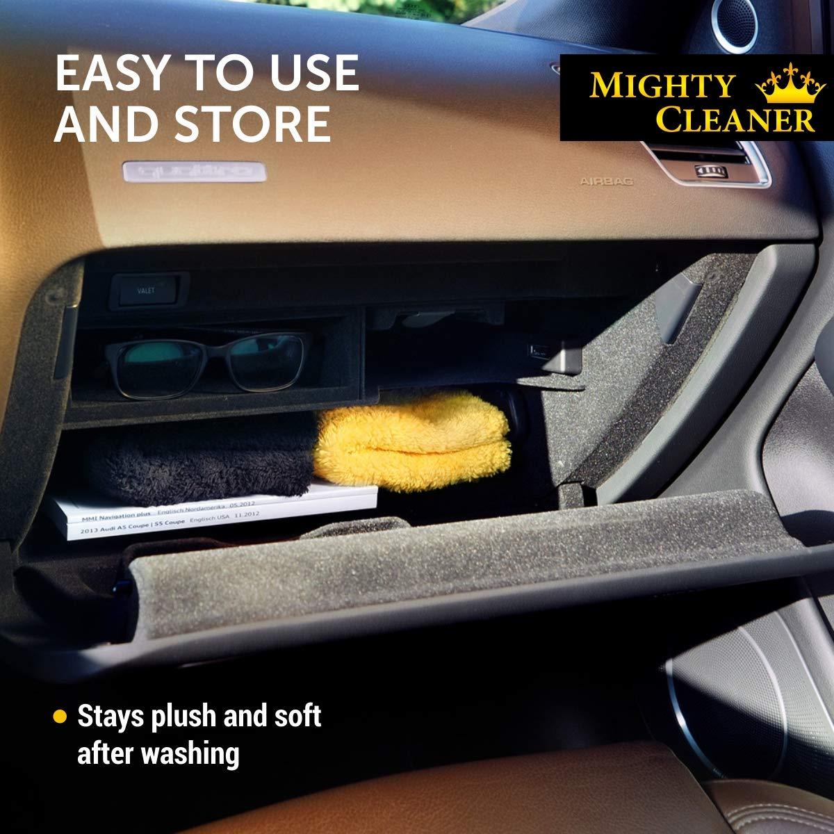 Amazon.com: Paño de limpieza de microfibra para coches ...