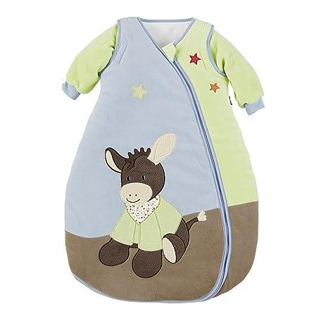 Sterntaler – Saco de dormir con mangas (Emmi el burro, ...