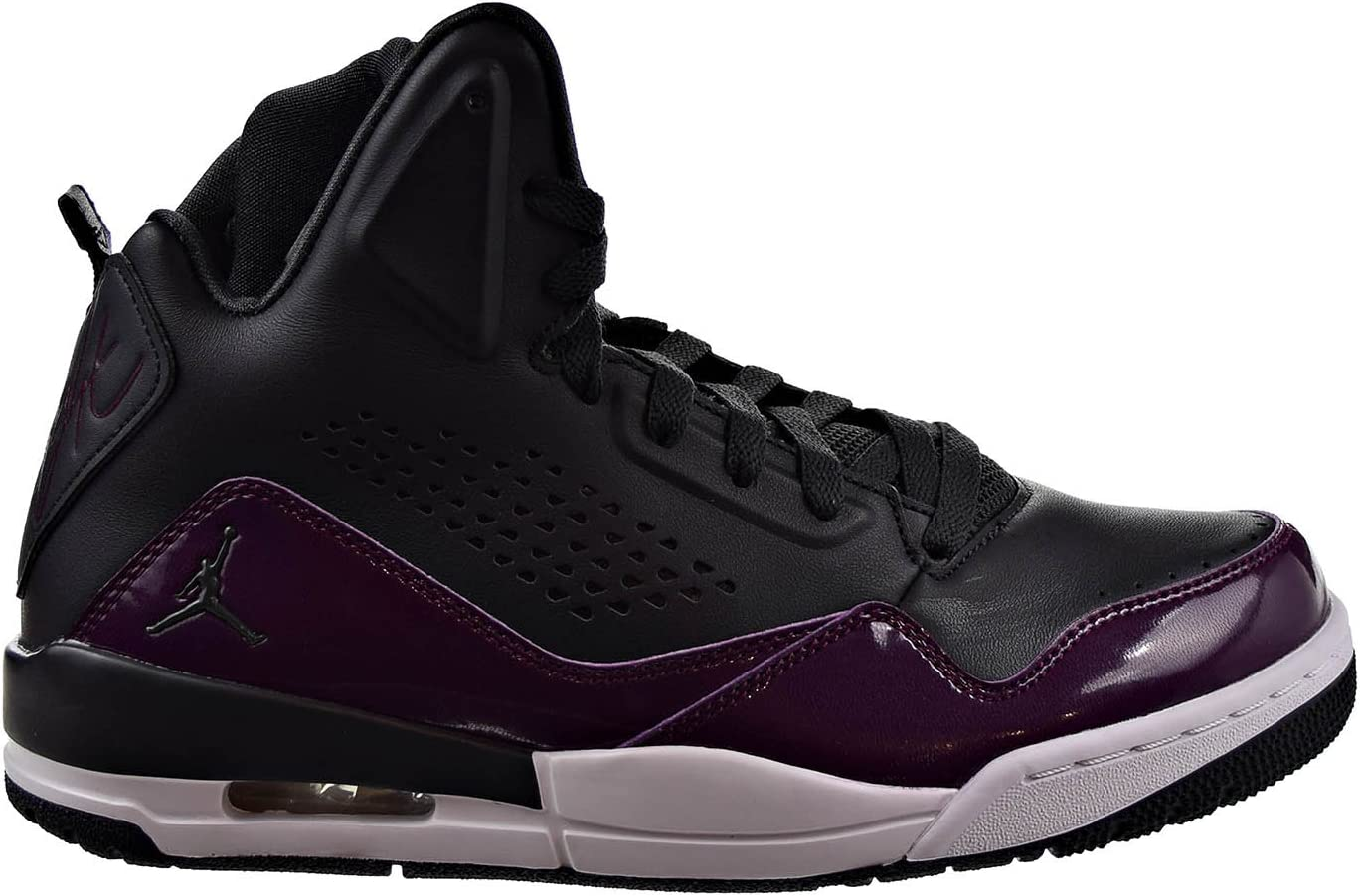 Jordan Nike Mens SC-3 Anthracite/Anthracite/Bordeaux Basketball Shoe 11.5 Men US 71LH619izWLSL1500_