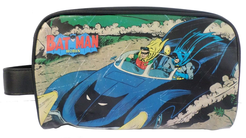 Batman - Vintage Art Wash Bag