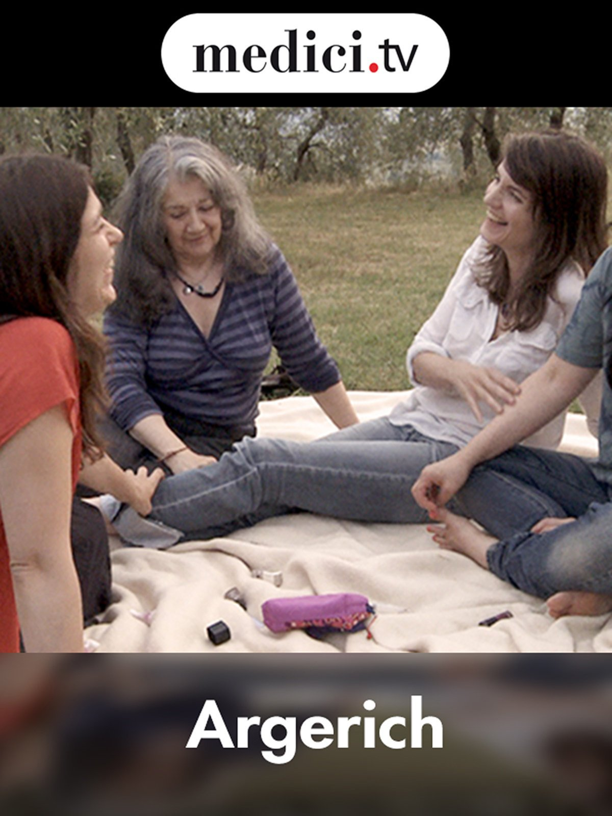 Bloody daughter: Martha Argerich as seen by her daughter Stéphanie (English Subtitled)