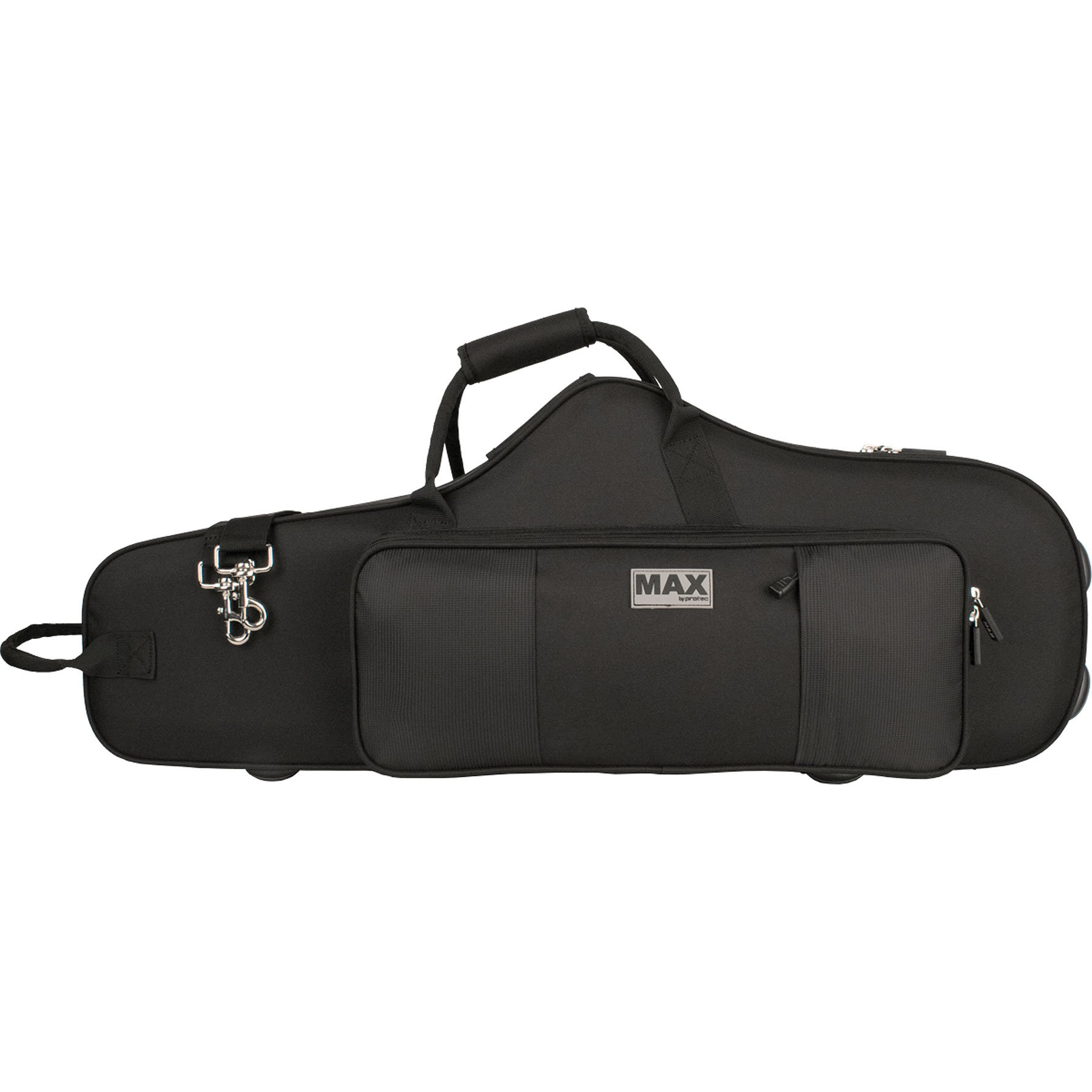 Protec MX305CT Tenor Saxophone Contoured MAX Case, Black