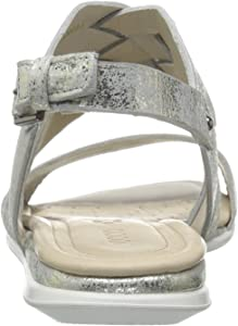 ECCO Women/'s Women/'s Touch Braided Huarache Sandal