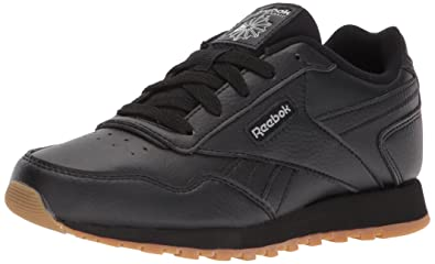 f0261ac4a788 Reebok Classic Harman Run Kids Sneaker Black Steel-Gum