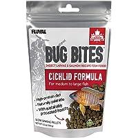 Fluval Bug Bites alleen voering voor cichliden, M-L, per stuk verpakt (1 x 100 g)