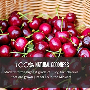 Amazon.com : De-Sugared Tart Cherry Juice by Edit - 100% Tart Cherry Juice De-Sugared (10 FL OZ) - 100% Fruit Juice With Less Sugar -Reduced Sugar Fruit ...