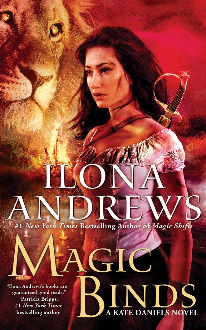 Download Magic Binds (Kate Daniels) pdf epub
