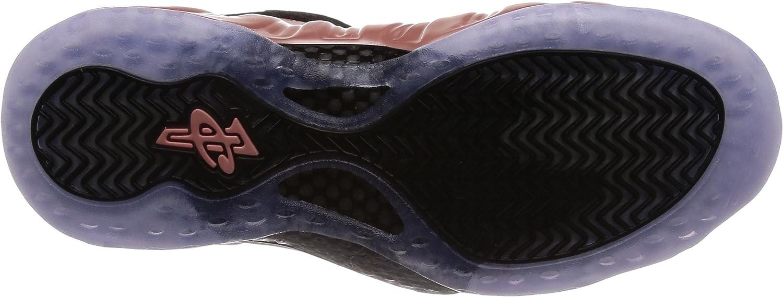 Nike Men's Air Foamposite One Basketball Shoe Rust Pink / Black-white