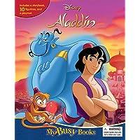 Disney Aladdin My Busy Book