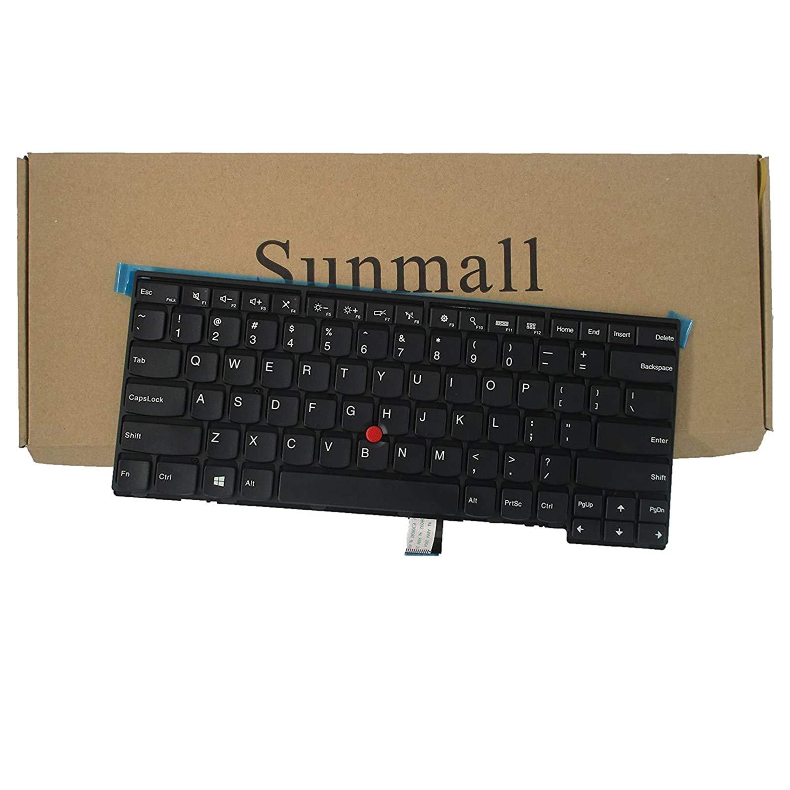 Teclado USA para Lenovo ThinkPad T431 T431S E431 T440 T440P