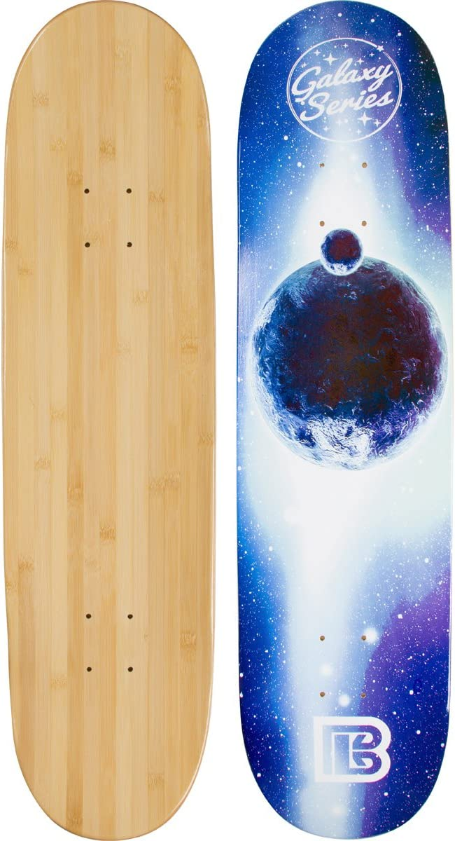 Bamboo Eco-Friendly, a top rated skate decks