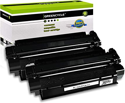 Compatible Canon X25 Toner for Canon Printers3 Pack By Supply Spot