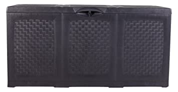 Relativ Vanage Aufbewahrungsbox Hippo aus Kunststoff 120x52x60 cm groß in  TX12