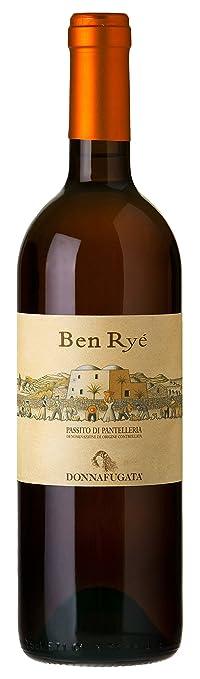 9 opinioni per Ben Rye' Passito di Pantelleria Doc Donnafugata 0,375 lt.