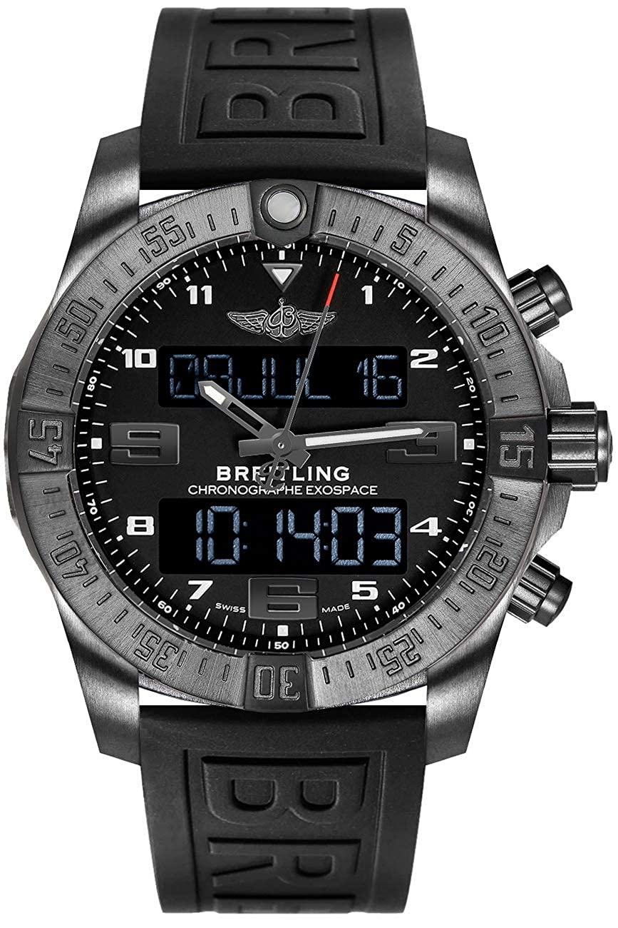 Breitling Exospace B55 Mens Reloj vb5510h1/be45 - 154s: Amazon.es: Relojes