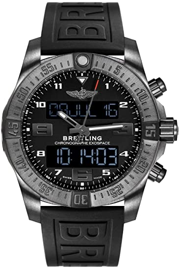 Breitling Exospace B55 Mens Reloj vb5510h1/be45 – 154s