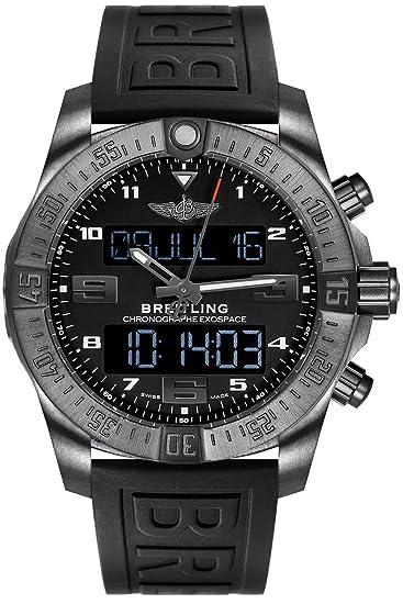 Breitling Exospace B55 Mens Reloj vb5510h1/be45 – 154s