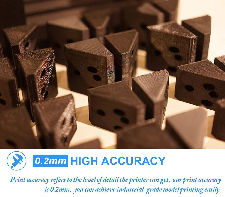 ACED DIY Impresoras 3D, gran volumen de construcción (12 x 12 x ...