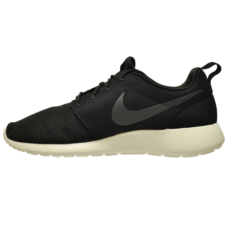 Nike Roshe Kjøre Svart Anth Seil Kontor tKxC98