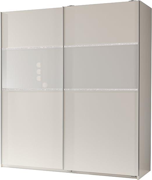 Wimex 162770 Armario de Puertas correderas (198 x 135 x 64 cm ...