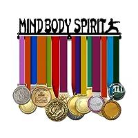 Medallero para Artes Marciales - Mind Body Spirit