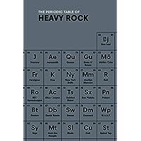 Periodic Table of HEAVY ROCK, The^Periodic Table of HEAVY ROCK, The