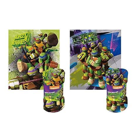 Tortugas Ninja Manta, 0