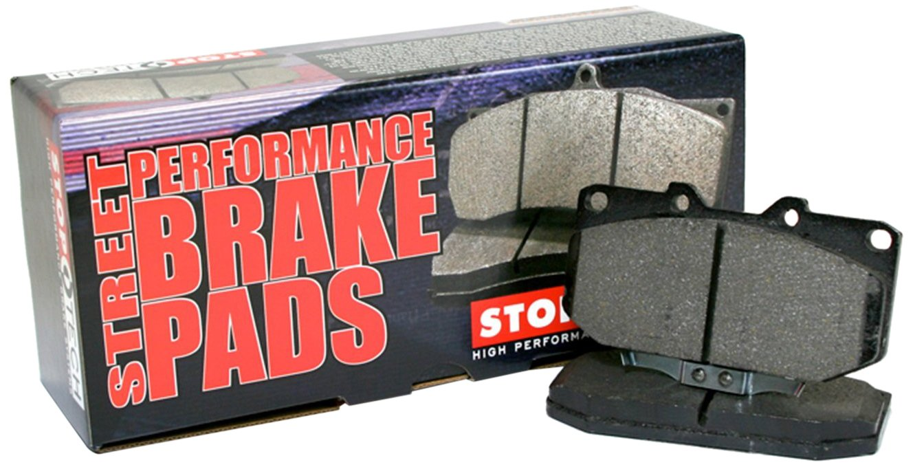 StopTech 309.05580 Street Performance Front Brake Pad
