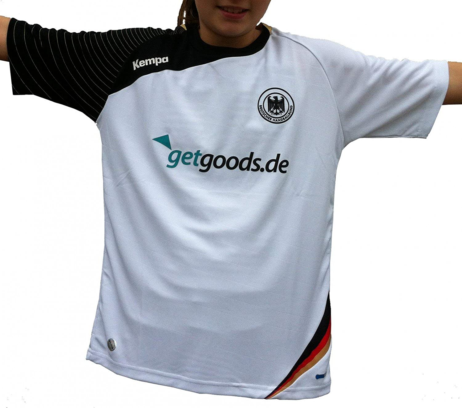 Trikot Handball-Nationalmannschaft Kempa DHB Trikot