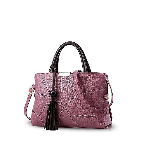 d09eeb730fa0 NICOLE&DORIS 2017新ファッションしいレディースハンドバッグショルダーバッグ2wayシンプルスタイルヨーロッパスタイル大きいバッグ