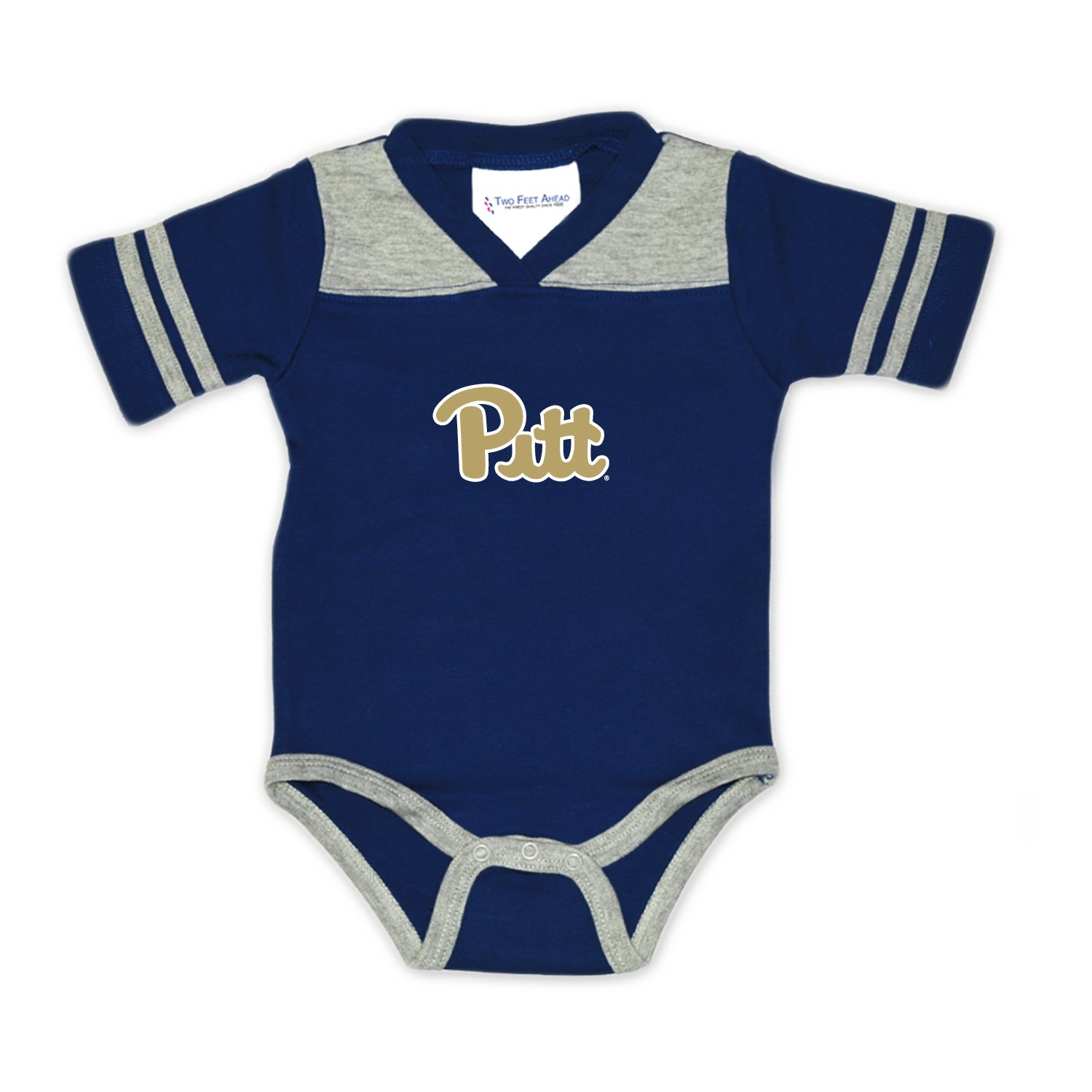 size 40 c8a7c dc04e Pittsburgh Panthers Two Tone Football NCAA College Newborn ...