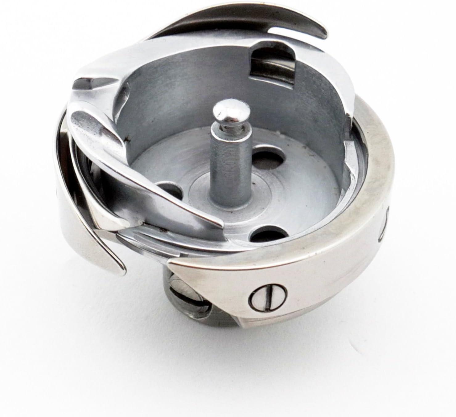 Rotary Hook /& Cap /& 10 Bobbin for Pfaff 1245 1241~1246#91-140539-91 HPF-1242 A