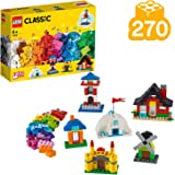 LEGO11008ClassicBricksandHousesBuildingSet,PreschoolToysfor4+YearOldwithSixEasy-to-BuildModels