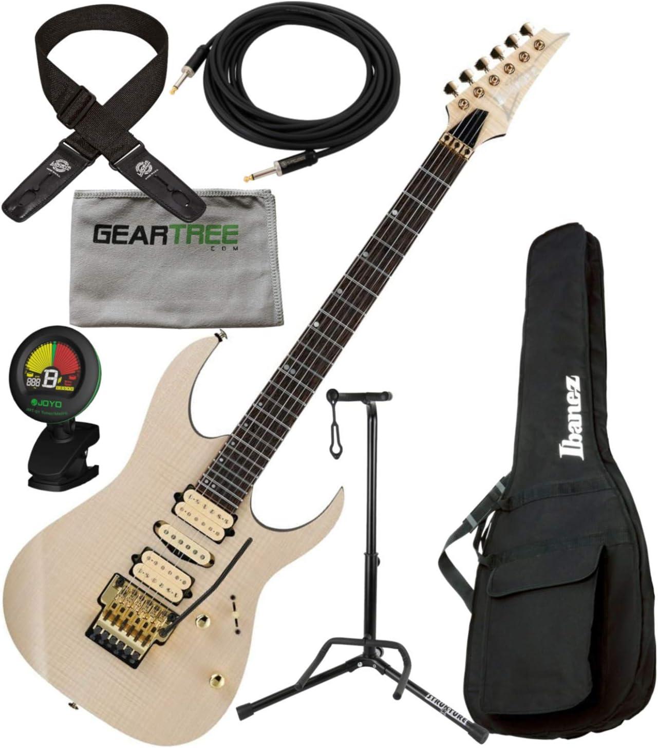 Ibanez RG1070FMNTL RG Guitarra eléctrica premium con bolsa de ...