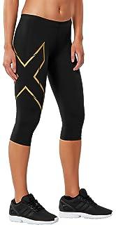 6f9c71c23d Amazon.com: 2XU Men's 3/4 MCS Thermal Compression Tights: Clothing