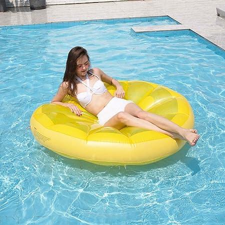 ChenTeShangMao - Anillo de natación Hinchable Redondo de ...