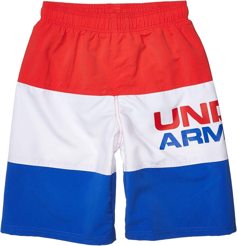 Under Armour Boys Big Volley Swim Trunk
