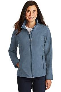 Port Authority Core Soft Shell Jacket J317 at Amazon Mens ...