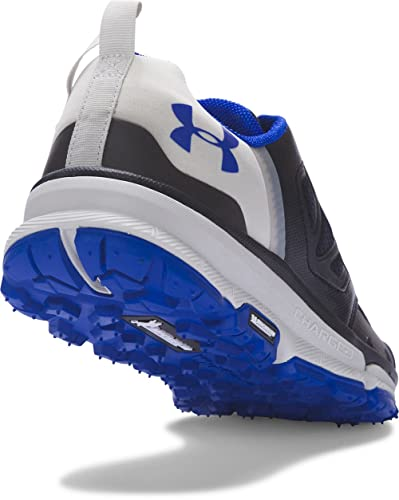 Under Armour Men's UA Verge Amphibian Black/Elemental/Team Royal Boot