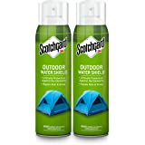 Scotchgard Heavy Duty Water Shield, Repels Water, Ideal For Outerwear, Tents, Backpacks, Canvas, Polyester And Nylon, 21 Ounc