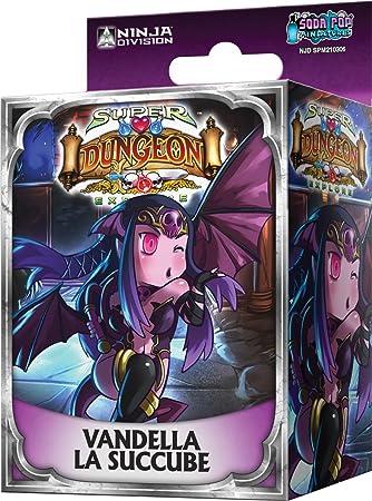 Asmodee - ubisde05 - Super Dungeon Explore - Vandella la ...