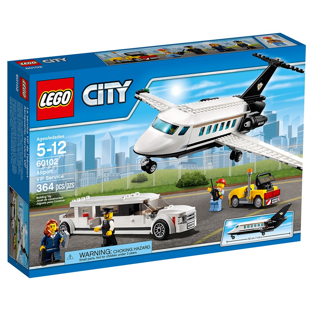 Top 9 Best LEGO Airplane Sets Reviews in 2020 9