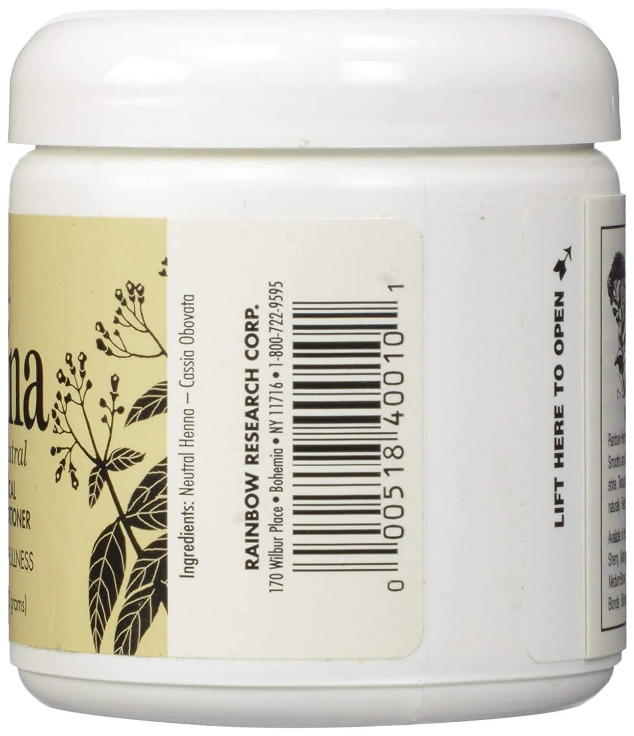 Amazon Rainbow Research Colorless Conditioner Persian Neutral