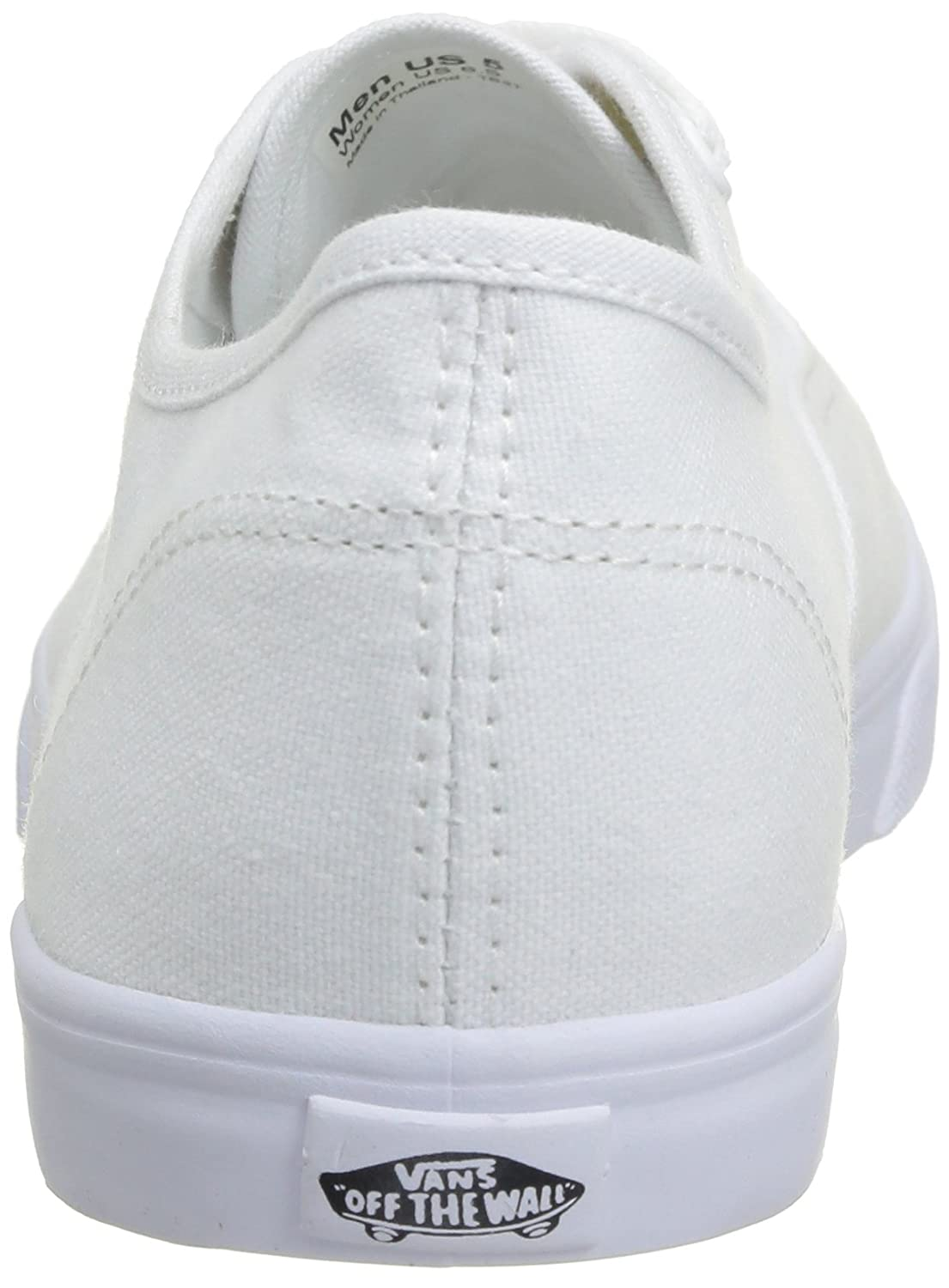 Vans 5.5 Authentic B001FYJ5HE 4 US Men / 5.5 Vans US Women|True White/True White e10436