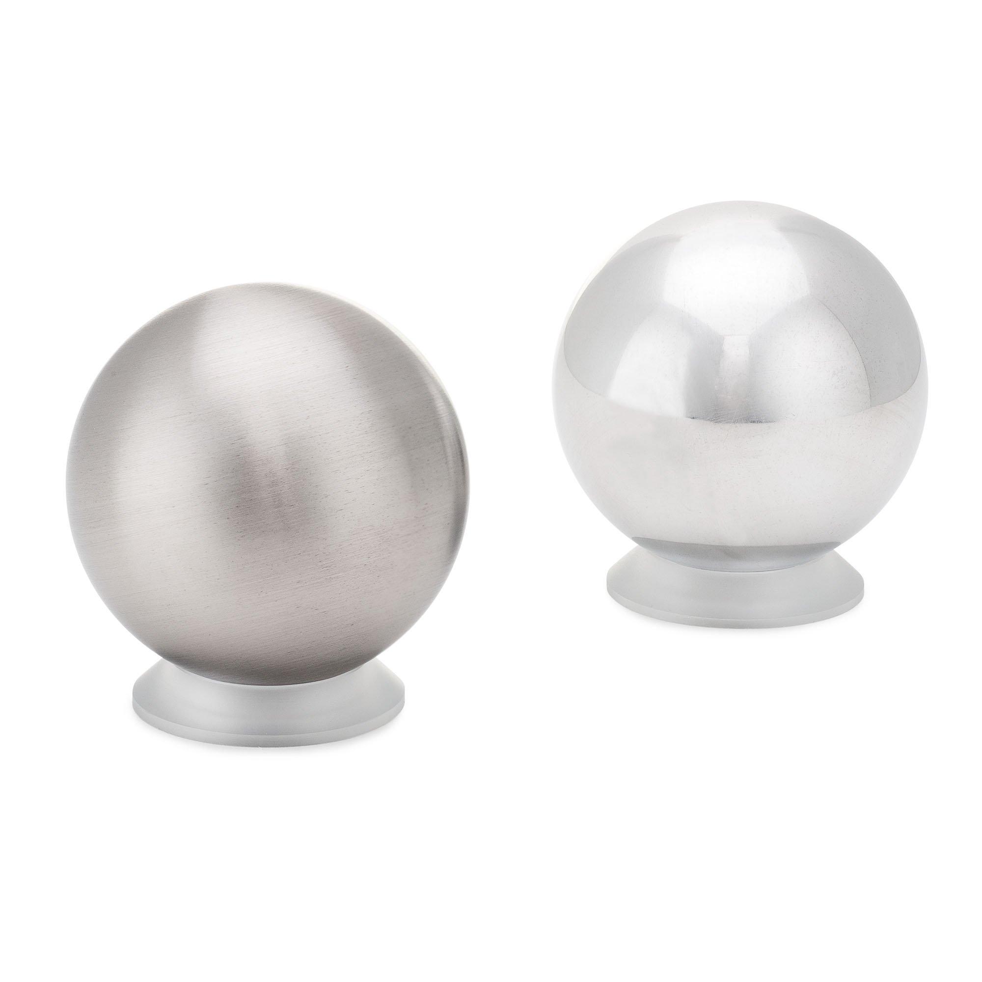 Tungsten & Aluminum Sphere Set - 2.175'' Diameter
